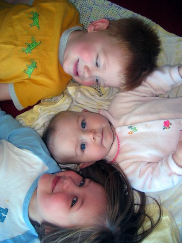 Grace, Tali and Pierson 2