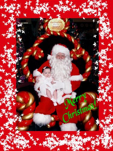 pix with santa
