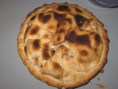 christmas 2007 -- apple pie