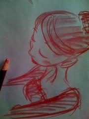 gesture drawing 2008 4