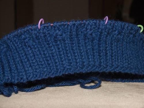 Shedir in Knit Picks Merino Style