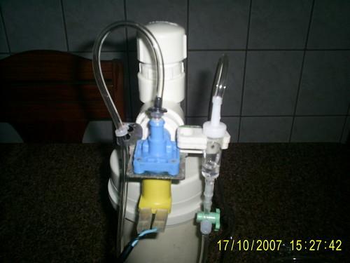 Sistema caseiro de CO² feito de PVC 2192143911_aae748667e