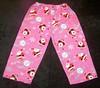 Laughing Santa Lounge Pants 3T *Ugly Betty Sale*