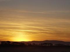 Sunrise over Dartmoor