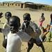 School children (IDP-camp), Khartoum