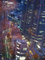 This one is blurry (Aliaaaaa) Tags: japan tokyo shinjuku january 2008 alia observationdeck tokyometropolitangovernmentbuilding aliaaaaa