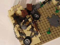 An Egyptian Apocalypse Part 2 (corran101) Tags: lego moc apocalego headforthehillsapocalegocontest