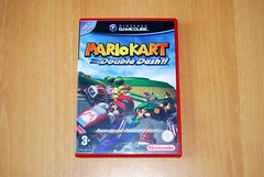 Gamecube - Mario Kart Double Dash (Outside)