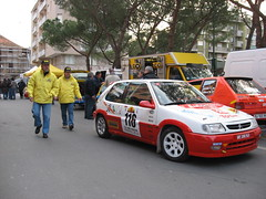 Citroe Saxo - Rally Andora 2008