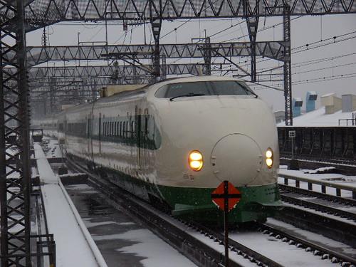 新幹線200系(原色塗装)