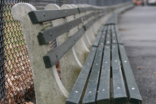 empty benches (by mintyfreshflavor)