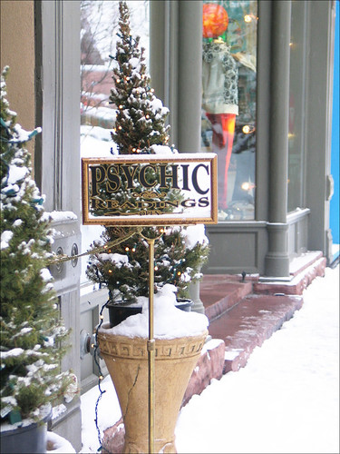 Psychics Live in Aspen, too