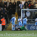 Chester City 0 Bradford City 1