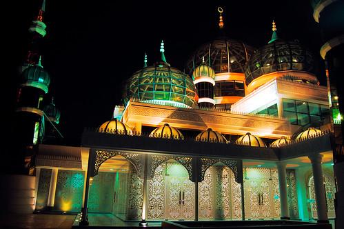 المسجد الكريستالي في ترينغانو أجمل المساجد في العالم 2408412266_b3cd100e7