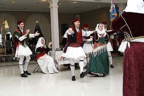 Festival Danza Tradicional Griega