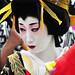 geisha hairstyle
