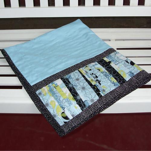 Thursday Morning Baby Quilt Blanket