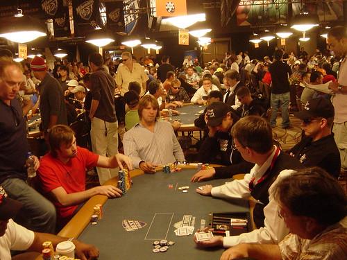 WSOP July 10 2008 Day 3 038
