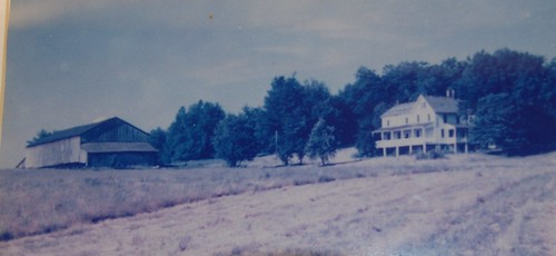 Brumbaugh Barn and House
