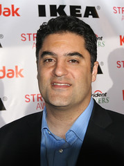Cenk Uygur at Streamys 2010