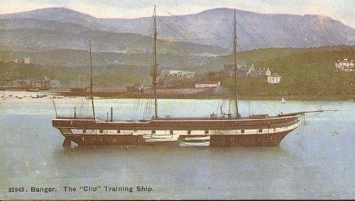 Training Ship Clio