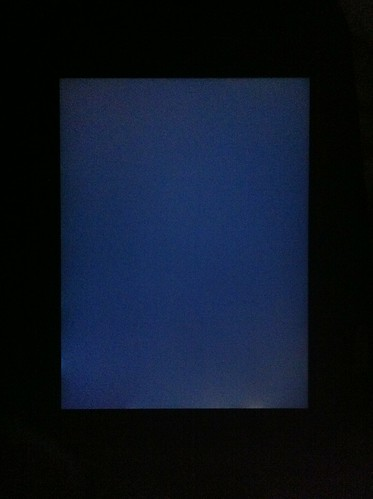 iPad 2 backlight bleeding 2