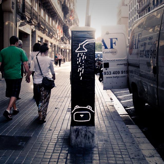 tape-licious street art
