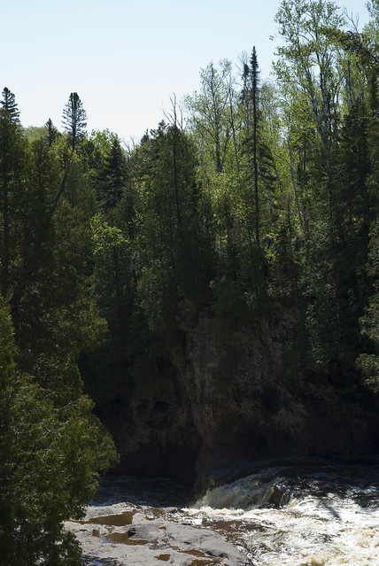 Fifth Falls - Gooseberry Falls State Park