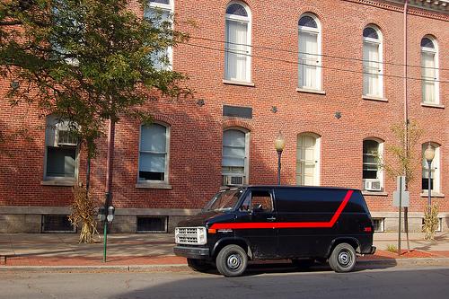 Unknown Van