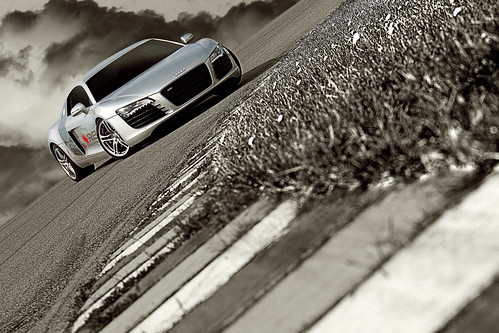 2008 Audi R8- 002