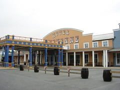 Disney's Hotel Cheyenne, Disneyland Resort Paris.