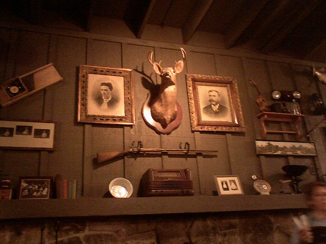 Welcome to Cracker Barrel. We killed Bambi's mother
