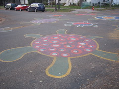 Paint the Pavement: Van Buren & Simpson