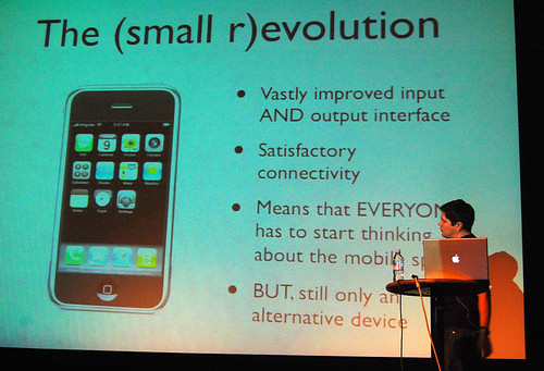 Per Mosseby: The mobile revolution is happening - but not here