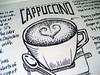 Cappuccino Sketchtoon