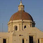 Puebla: Iglesia de la Santisima Trinidad