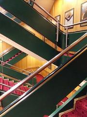 QE2 : Zig Zag Stairways