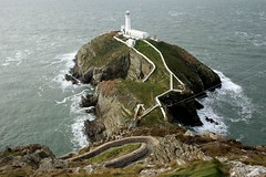 South Stack Lighthouse, Anglesey, North Wales (curreyuk) Tags: sea lighthouse water wales rocks breathtaking anglesey southstack currey littlestories ynyslawd splendiferous aplusphoto grahamcurrey theperfectphotographer lighthousetrek picswithsoul life~asiseeit curreyuk peachofashot gcuki