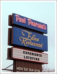 Paul Pearson's Edina Restaurant