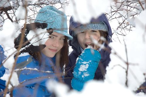 Last Snow of 2007