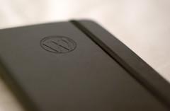 WordPress Moleskine notebook