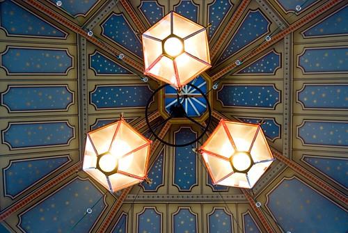 Ceiling, Leadenhall Market
