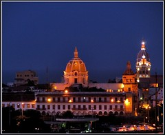 Evening...Cartagena de Indias ( Popotito ) Tags: night lights view explore cartagena soe ciudadvieja cartagenadeindias heartsavisionhearts