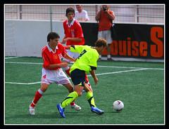"""Damm 0 Barcelona 0 <a style=""""margin-left:10px; font-size:0.8em;"""" href=""""http://www.flickr.com/photos/23459935@N06/2241889867/"""" target=""""_blank"""">@flickr</a>"""