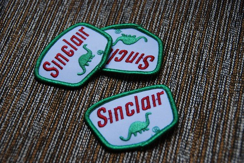 Sinclair Patches