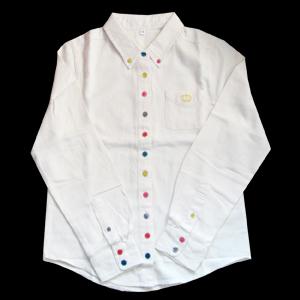 carafullbuttonshirtsbackblack