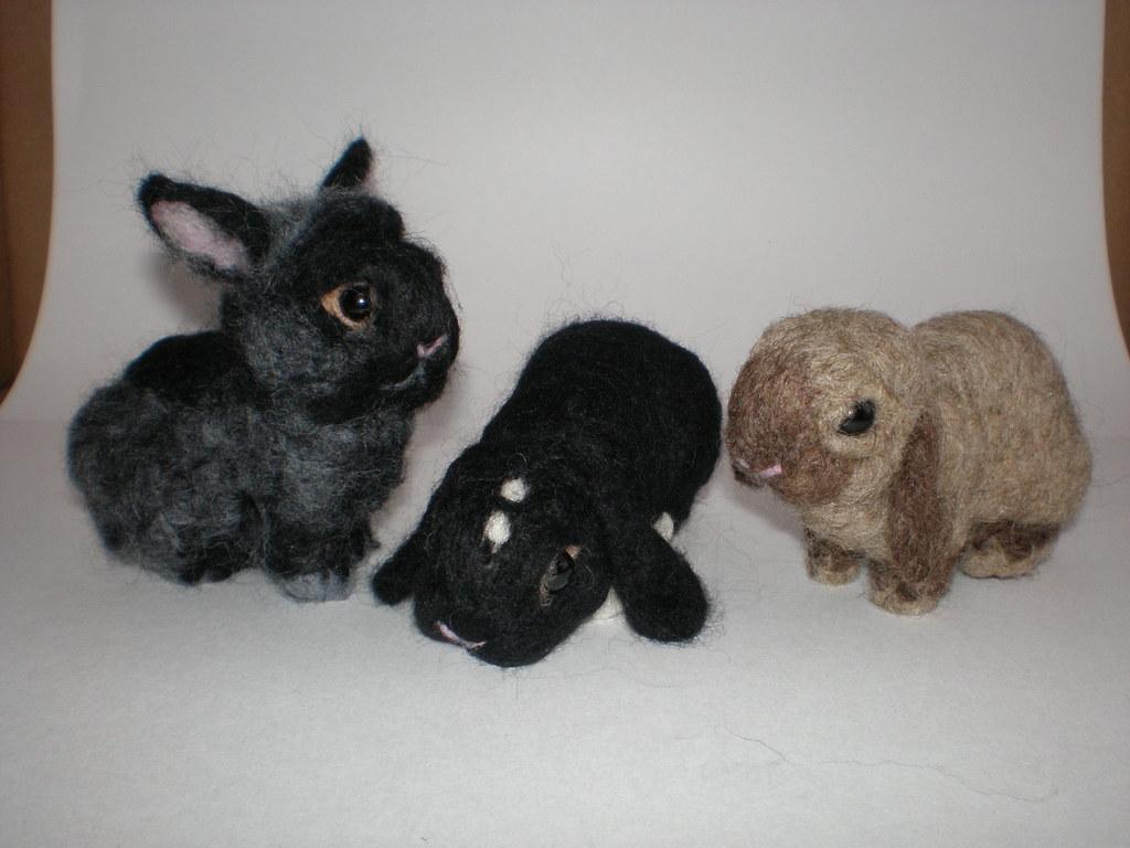 Redone rabbits