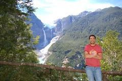 VENTISQUERO COLGANTE QUEULAT 1 (MAR7INEZ) Tags: chile trip patagonia wow landscape nikond50 lagos lugares stunning carreteraaustral frutillar surdechile llanquihue southernchile parquepumalin parquenacionalqueulat pumalinpark chileanpatagonia