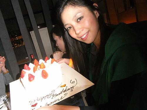 HAPPY B-DAY NAOMI chan