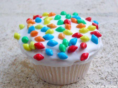 Image Papilles et Pupilles - Cupcakes du mercredi